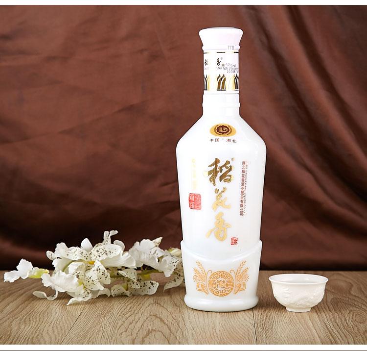 稻花香珍品二号42度 500ml 瓶图片
