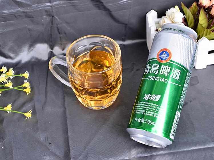 度青岛啤酒nba冰醇 500ml/听 品牌:青岛(tsingtao) 包装:罐/听装 种类